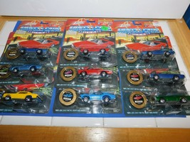 Johnny Lightning Muscle Car Usa Lot Of 9 - $19.95