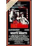 BRAND NEW FACTORY SEALED White Nights [VHS] Mikhail Baryshnikov, Gregory... - $12.86