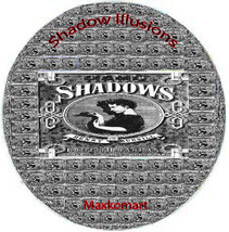 Hand Shadow Illusions Book on Cd-rom - $5.93