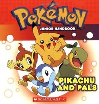 Pokemon: Pikachu and Pals Junior Handbook: Pikachu and Pals Jr. Handbook Whitehi