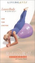 Balance Ball Fitness - Lower Body Workout [VHS] [VHS Tape]