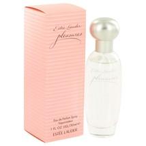 Pleasures By Estee Lauder Eau De Parfum Spray 1 Oz 400678 - $36.72