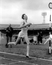 Roger Bannister Track Field Olympics Vintage 8X10 BW Sports Memorabilia Photo - $6.99