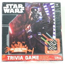 New Disney Star Wars Trivia Game by Cardinal 650+ Questions Factory Sealed  - $24.66