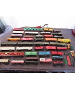 HO Train Collection Lot 39 Freight Sleeper Maintenance Circus Coal Oil C... - $445.62