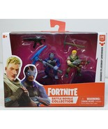 Fortnite ~ Battle Royale Collection ~ Sergeant Jonesy & Carbide Action F... - $12.63