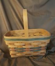 Longaberger 1991 Shades Of Autumn Medium Market Basket - $9.99