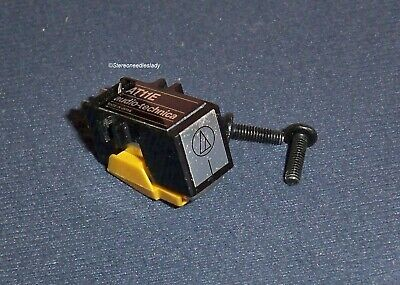 AUDIO TECHNICA CARTRIDGE AT11E AT12E AT88E WITH NEEDLE 629-D7