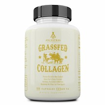 Ancestral Supplements Grass Fed (Living) Collagen—Supports Joints, Marro... - $86.01