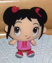 """Ni Hao Kai-Lan Fisher-Price Plush 8"""" Sweet Girl in Pink & Red Brocade - $8.29"""