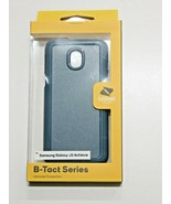 Boost Mobile Phone Case B-Tact Series for Samsung Galaxy J3 Achieve (Blue) - $8.99