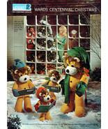 1972 WARDS CENTENNIAL CHRISTMAS CATALOG WISHBOOK Montgomery Ward - $48.51