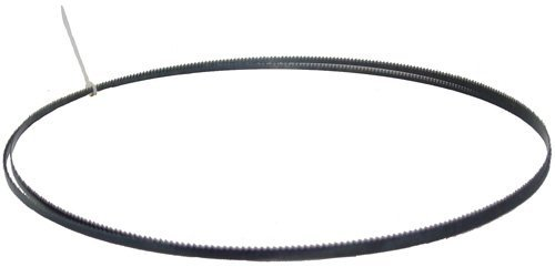"Primary image for Magnate M150C14H4 Carbon Steel Bandsaw Blade, 150"" Long - 1/4"" Width; 4 Hook Too"