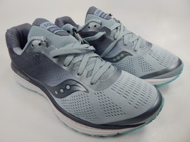 Saucony Breakthru 4 Women's Running Shoes Sz US 8 M (B) EU 39 Blue Grey S10419-1