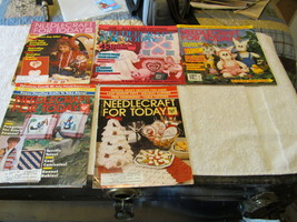 Lot of 6- Needlecraft For Today - $9.99