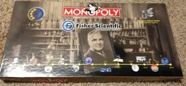 Fisher Scientific Centennial Limited Edition Monopoly - $54.44