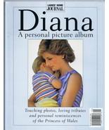 ORIGINAL Vintage 1997 Ladies Home Journal Princess Diana Personal Pictur... - $18.49