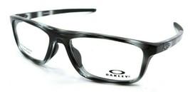 Oakley Rx Eyeglasses Frames OX8127-0355 55-17-133 Pommel Polished Grey T... - $147.00