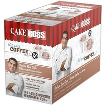 Cake Boss Raspberry Truffle Coffee 48 or 96 Keurig K cup Pick Any Size FREE SHIP - $39.99+