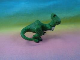 Disney Pixar Toy Story Miniature Green Dinosaur Rex PVC Figure / Cake To... - $2.55