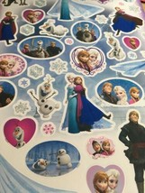 Disney Frozen Sticker Activity Pad With Play Scenes Home School - $15.80