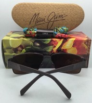 Polarized Maui Jim Sunglasses Cook Pines Mj 774-16R Rose Gold w/ Maui Rose Fade - $299.95