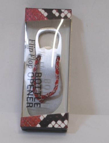 Wild Eye Designs Snake Collection Flip Flop Bottle Opener