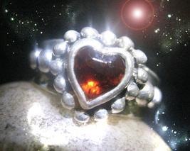 HAUNTED RING oOPEN THEIR HEART AGAIN 20 BLESSINGS HEALING LOVE OOAK MAGICK  - $8,957.77