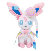 Sylveon Plush doll We Are TEAM TREAT Halloween Pokemon center Japan - $51.00