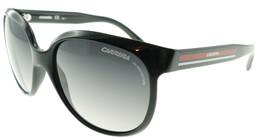 Carrera Janis Shiny Black / Gray Gradient Sunglasses D28 90 - $97.51