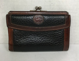 Dooney & Bourke Vintage Coin Purse Wallet – Made in USA – Heavily Distre... - $19.39