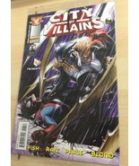 City of Heroes (Image) #6 / City of Villains #1 Sealed in Original shipp... - $5.55
