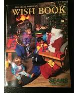Vintage SEARS WISH BOOK CHRISTMAS CATALOG - $54.45