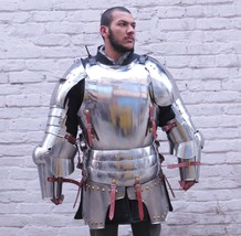 NauticalMart Medieval Times Armour Renaissance Warrior Breastplate - $399.00