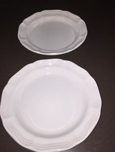 2 Mikasa 8 Inch French Countryside Salad Plates - $16.58