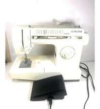 Singer 4832C Easy Thread Electronic Control Sewing Machine & Foot Pedal  - $89.09