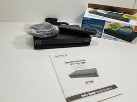 APEX DT250A Digital TV converter box image 1