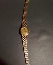 14KT Gold Technos Deluxe Watch Vintage Italy 29 Gram - $1,484.99