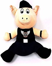 National Entertainment Network Born Free Ride Free Plush Pig w/ Hat Jump... - $10.00