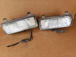 88-92 Alfa Romeo 164 Fog Light Lamp Set L&R image 1