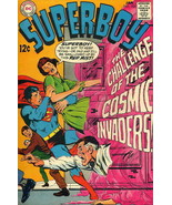 Superboy (1st Series) #153 VG; DC | low grade comic - save on shipping -... - $2.50