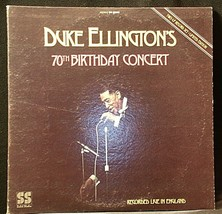 Duke Ellington's 70 Birthday Concert Record AA-192025 Vintage Collectible image 2