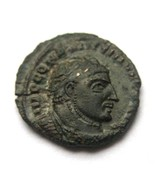 Barbarius Ancient Rome Coin of Constantine The Great Votis XX - $57.02 CAD
