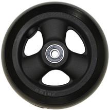 """5 x 1 1/2"""" Wheelchair Hollow Spoke Caster Wheels (Pair) - $49.50"""