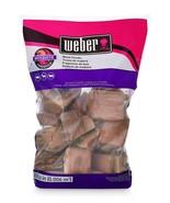 Weber Products 17106 BBQ Smoker Grill Mesquite Wood Chunks BIG 5LB Bag - $2.97