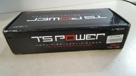 Nesa TS Power 2000 Watt Amplifier TD-48  AS IS - $58.66