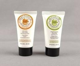 Perlier Olivarium Olive Oil Hand Mask & Agrumarium Citrus Hand Cream 1 f... - $10.88