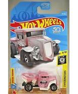 2018 Hot Wheels #49 Experimotors 4/10 GOTTA GO Pink/White w/Chrome 5 Spo... - €7,46 EUR