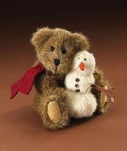"Boyds Bears ""Frankie & Lil' Flake"" #919887- 8"" Plush Bear- 2009 - $29.99"