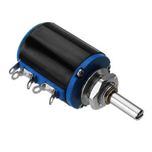 WXD3-12-1W 5 Ring Multi-circle Precision Wirewound Potentiometer - $6.00